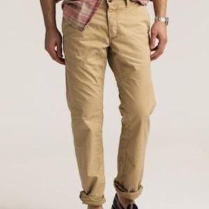 NEW GROWN & SEWN USA Pants Jeans GHURKA LEGEND 34
